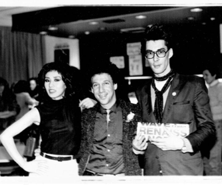 SHEENA,BOB GRUEN and Makoto Ayukawa 1980